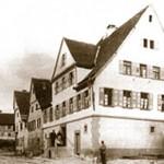 """Die """"alte Krone"""" (ca. Mitte 19. Jahrhundert)"""